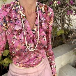 KARMAMIA Stella Shirt Pink