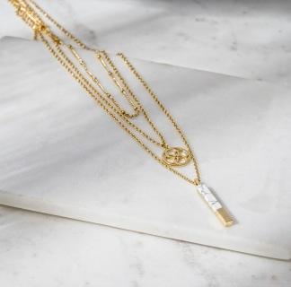 DAILY ELEGANCE Jaipur Necklace - Jaipur Necklace