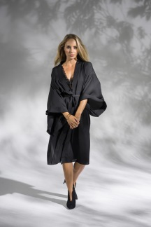 DAILY ELEGANCE Monaco Kimono - Monaco Kimono S/M