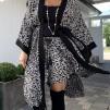 DAILY ELEGANCE Aogashima Kimono