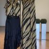 KARMAMIA Gold Tiger Dress
