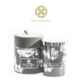 DAILY ELEGANCE Anthracite scent Bhutan candle
