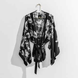 DAILY ELEGANCE Jaqueline Kimono - Jaqueline Kimono S/M