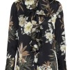 KARMAMIA Stella Shirt - Dahlia Flower - Stella Shirt - Dahlia / XL