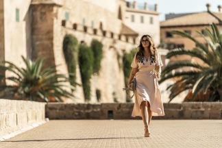 DAILY ELEGANCE Marisana Dress