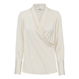 KARMAMIA Billie Shirt – Ivory