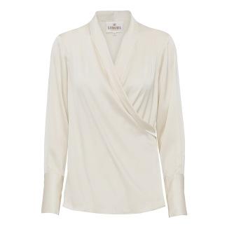 A KARMAMIA Billie Shirt – Ivory