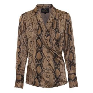 KARMAMIA Billie Shirt – Desert Snake - Billie Shirt – Desert Snake /S
