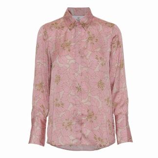 KARMAMIA Zoe Shirt - Gardenia Blush - Zoe Shirt - Gardenia Blush / S