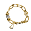 IOAKU SEED MULTI BRACELET Gold