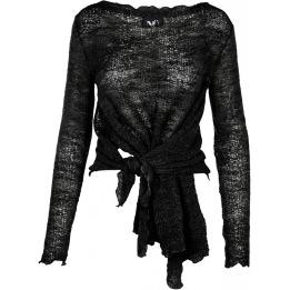 NÜ DENMARK Fina Blouse knit Black