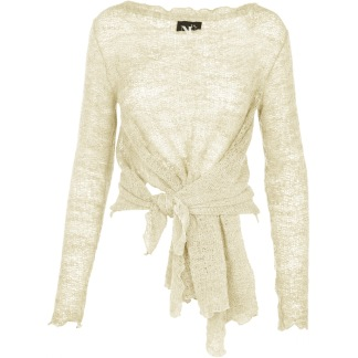 NÜ DENMARK Fina Blouse knit Champagne