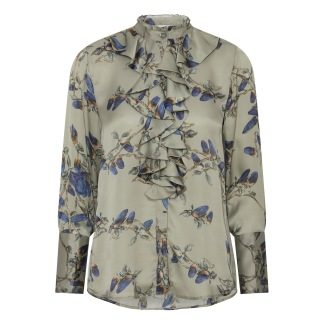 KARMAMIA Stella Shirt - Blue Iris
