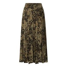 KARMAMIA Savannah Skirt - Leo Paisley
