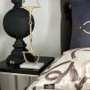 ADAMSBRO Equestrian Hotel Satin Quilt Cover & pillowcase