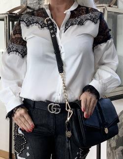 NÜ DENMARK Brae Shirt lace