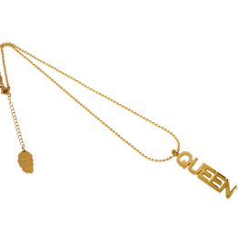 IOAKU QUEEN NECKLACE Gold