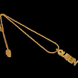 IOAKU QUEEN NECKLACE Gold