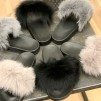 IBME SLIPPERS TAUPE