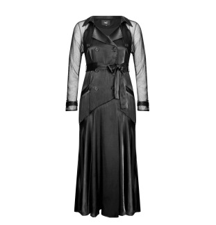 NÜ DENMARK ESA DRESS BLACK