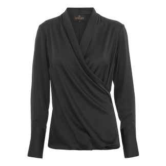 KARMAMIA Billie Shirt – Black