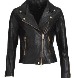 A FRONTROW Bikery jacket black/gold