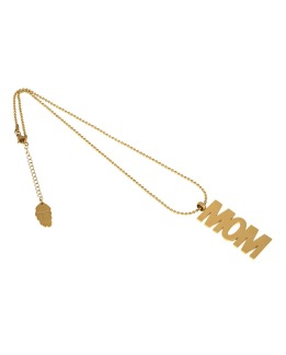 IOAKU MOM NECKLACE GOLD