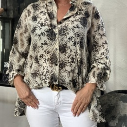 A NÜ DENMARK GAIL PATTERNED SHIRT