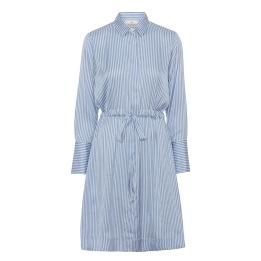 A KARMAMIA Nakita Dress - Blue Stripe