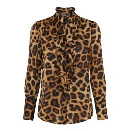 A KARMAMIA Stella Shirt Leopard