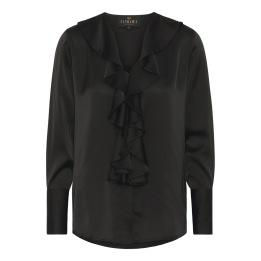 A KARMAMIA Isla Shirt - Black