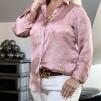 A KARMAMIA Zoe Shirt - Gardenia Blush
