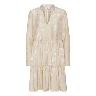 A KARMAMIA Mabel Dress - Provence Jacquard