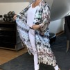 A KARMAMIA Nikki Kimono – Tie Dye