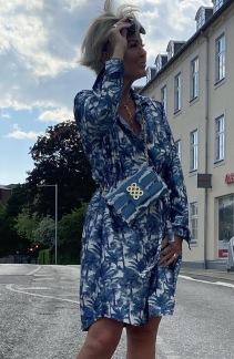 KARMAMIA Nakita Dress - Malibu