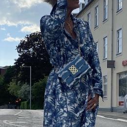 A KARMAMIA Nakita Dress - Malibu