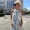 A KARMAMIA Constance Dress - Provence