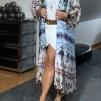 KARMAMIA Nikki Kimono – Tie Dye