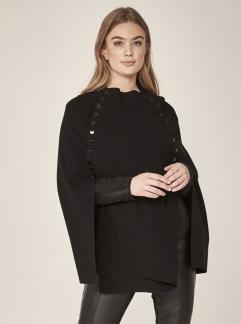 NÜ DANMARK Irina Poncho knit