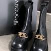 BABOUCHE BLACK BOOTS