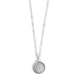 A&C OSLO COINS OF RELIEF HALSBAND SILVER