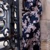 A KARMAMIA Carla Dress – Pearson Paisley Blush