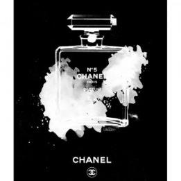 Mercedes Lopez Charro - Chanel Bottle Invert