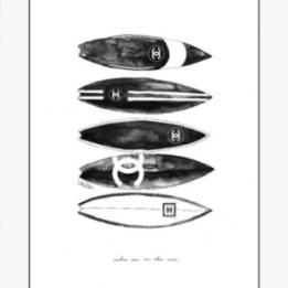 Mercedes Lopez Charro - CHANEL Surf Portrait