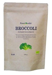 Broccolipulver Eko 150g