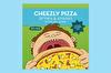 Cheezly Pizza Sk*nka & Ananas Vegan