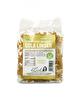 Glutenfri vegansk EKO casarecce pasta – gula linser