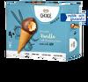 Vanilj med Jordgubb (Soja) 4-Pack Vegan Glutenfri