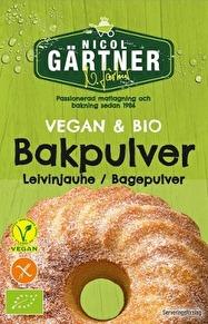 Bakpulver 4-pack 17g/st