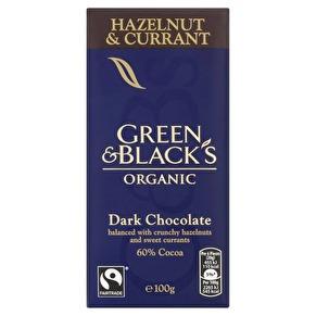 G & B's Hazelnut &Currant Eko Vegan